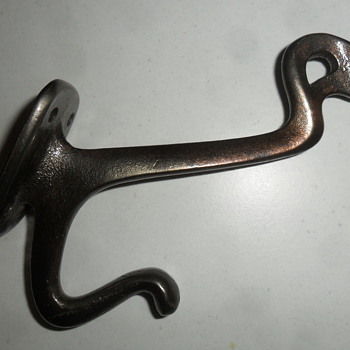 Cast Iron Coat Hook