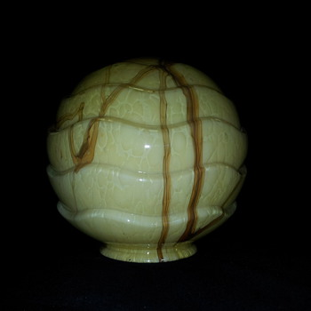 Art Deco Globe Shade