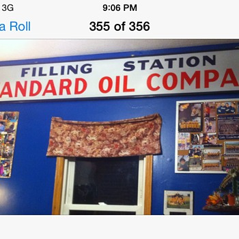 Standard oil company - Signs
