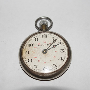 ORNEMA Pocket Watch