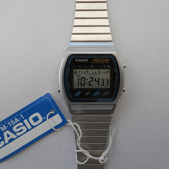Vintage 1980-90s Casio watches - Wristwatches