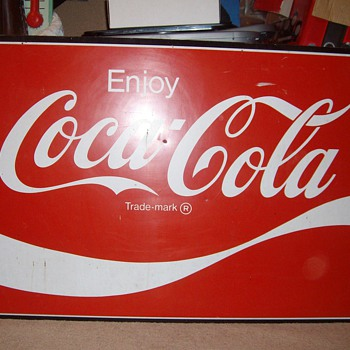 some of my coke collection - Coca-Cola