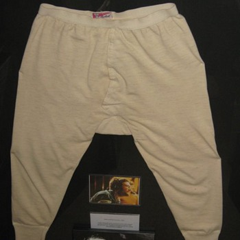 John Lennon's owned and worn Long John pants-1970...