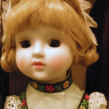 Dynasty Doll