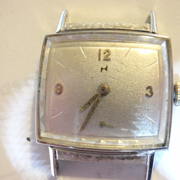 1964 Hamilton M 79-4 10K white gold