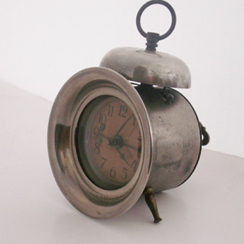 Small Bell Alarm - Clocks