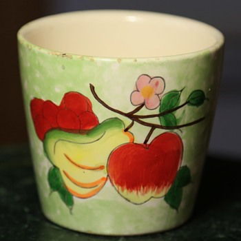 Child's Cup? - Art Pottery