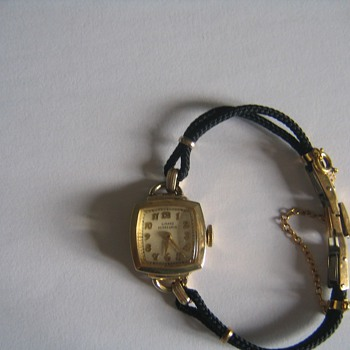 Vintage Women's Wristwatch