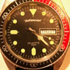1968 Barracuda Men's Divers Watch ~ 200 Meters