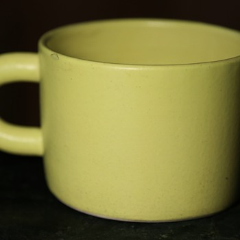 Coffee Mug by someone for Bloomingdale's - Art Pottery
