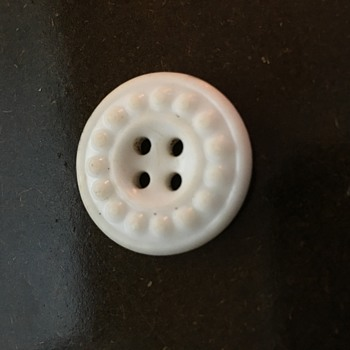 Ceramic Button - Sewing