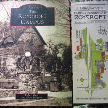The Roycroft Campus....
