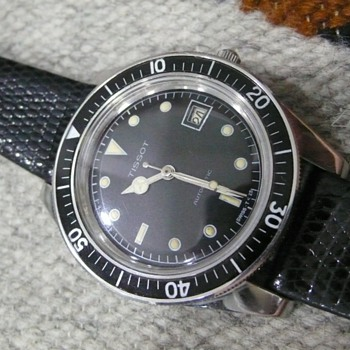 Vintage Tissot automatic 1963