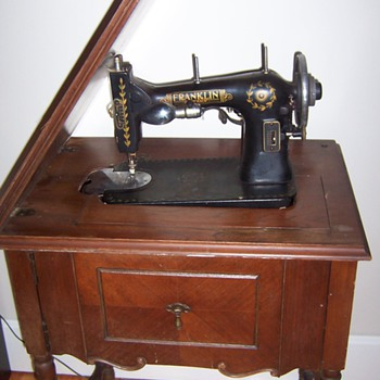 franklin sewing machine
