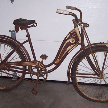 "Cadillac - Chicago Cycle Supply Co. - Womens 26"" Bicycle - 1930's ? - Sporting Goods"