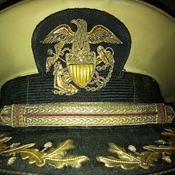 PHSCC Combination cover with stitched emblem.