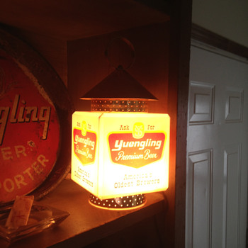 Yuengling Bar Lantern