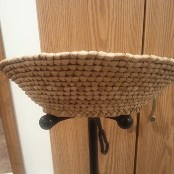My old native american basket