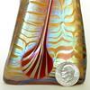 A 13 inch Loetz vase