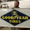 GoodYear tires sign 1948