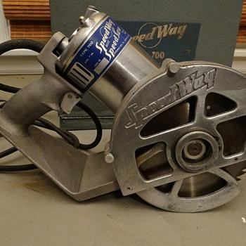 Speedway Type 700 Speedsaw