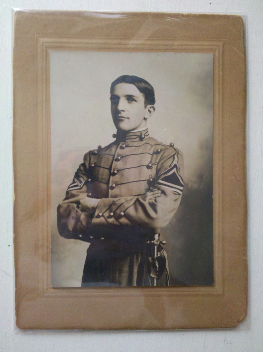 Vintage West Point Cadet Douglas Macarthur Perhaps