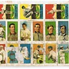 goudey, delong gum co. baseball cards