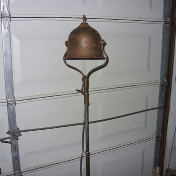 brass surgical light - Lamps
