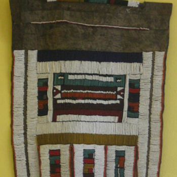 another possibly Native American antique ??? - Native American