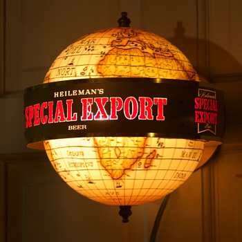 "Heileman's Brewing Company Promo for their ""Special Export Beer"""