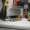 Here's Another Tabletop Mid Century Radio, Wards