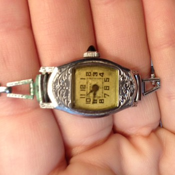 Vintage/Antique lady's Abra watch - Wristwatches