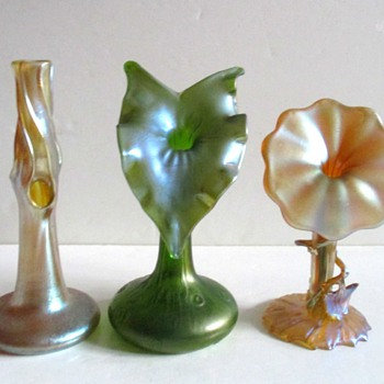 LOETZ JIP SHAPES. - Art Glass