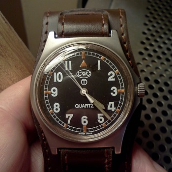 CWC 1990 military issue - Wristwatches