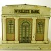 Mechanical Wireless Still Bank, Circa 1913-18
