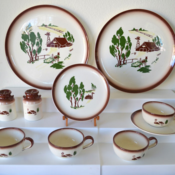 My Brock Harvest Dinnerware Collection - China and Dinnerware