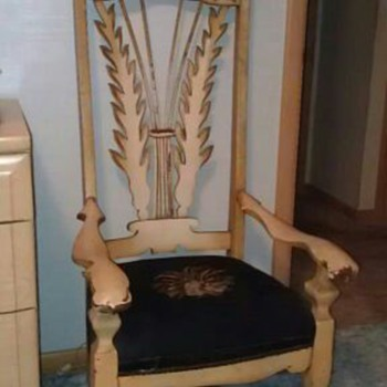 Great Grandma's Chair