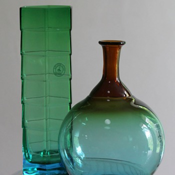 Kitaichi Glass from Otaru Japan  - Art Glass
