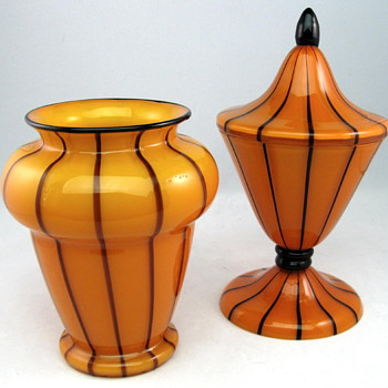Loetz Ausführung 157 Vase - Art Glass