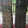 Hand carved oak Fireplace Surrounds