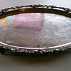 Barbour Silver Serving Tray