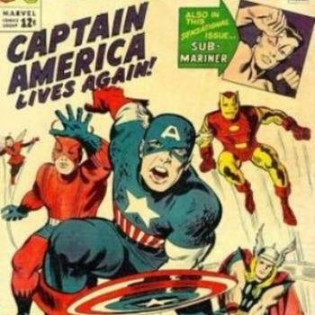 1st Silver Age Appearance of Captain America! Avengers #4! - Comic Books