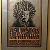 Jimi Hendrix – Shrine Auditorium 1968 Concert Poster Second Printing