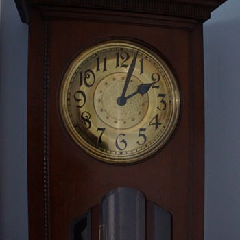 Hall Clock