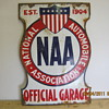 NAA sign