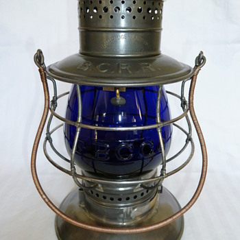 Beech Creek Railroad Lantern
