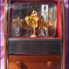 Ballerina music box 1940- 50's TV/ Juke Box style