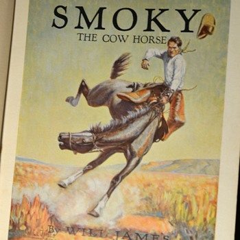 Smoky the Cow Horse by Will James III - Books