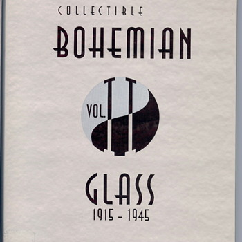 Truitt Book on Bohemian Glass  Vol. 2