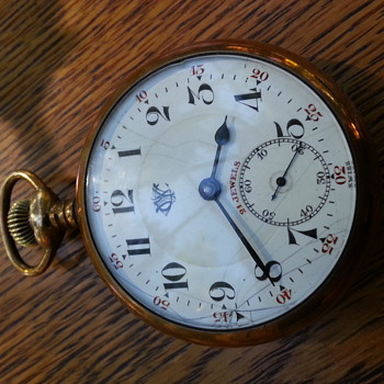 Garage sale find - Pocket Watches